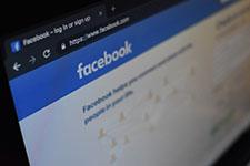 Facebook Homepage - Social Media